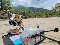不甘落后顺丰、京东,中国邮政送货也玩起了无人机