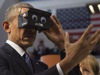 如果评定奥巴马的极客范是满分,那他的继任者也许只能及格