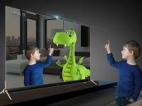 正在被热议全球首款AR电视,到底戳中了哪些痛点?