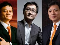 马化腾、马云、李彦宏不约而同公开刷脸,他们怎么谋划未来?