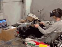 VR 领域再下一城,Oculus 要让你体验赛车的速度与激情