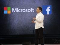 """买下LinkedIn又拉拢Facebook,想对微软说""""城会玩"""""""