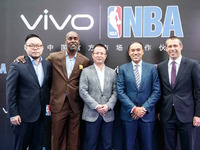 vivo牵手NBA,为了品牌升级连主打娱乐的标签都不要了?