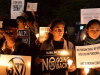 印度同性恋群体正逐渐赢得社会尊重,同性社交APP们顿时松了口气